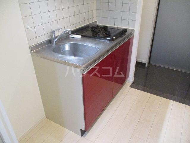 エル・グランジュテ武蔵小杉 202号室のキッチン