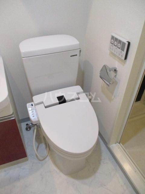 エル・グランジュテ武蔵小杉 202号室の洗面所