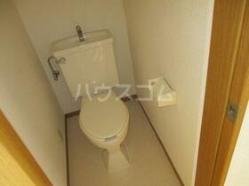 ロイヤルハイツ大澤 103号室のトイレ