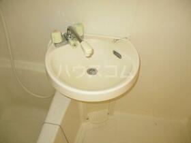 ロイヤルハイツ大澤 103号室の洗面所