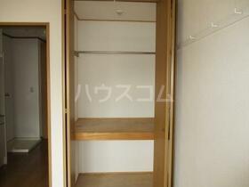 ロイヤルハイツ大澤 103号室の収納