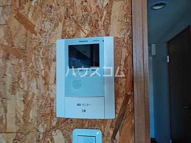サイト京都西院 2A号室のセキュリティ