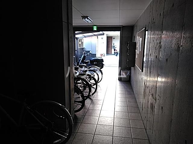 サイト京都西院 2A号室のロビー
