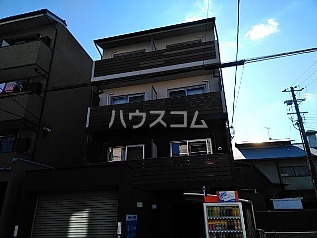 サイト京都西院 2A号室の外観