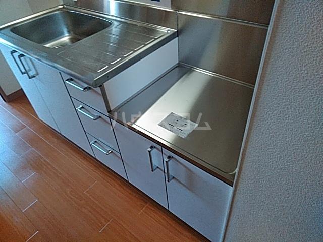 サイト京都西院 2A号室のキッチン