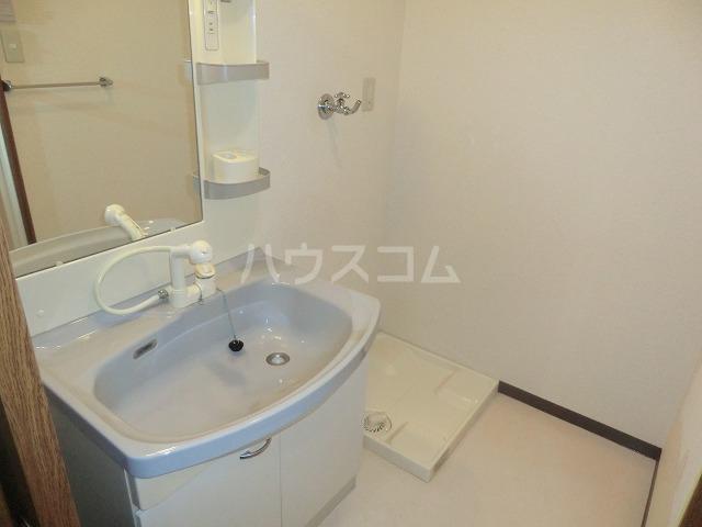 イリゼ 301号室の洗面所