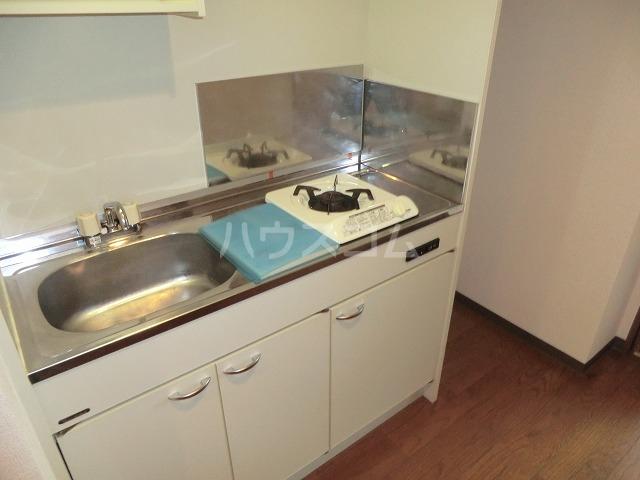 イリゼ 301号室のキッチン