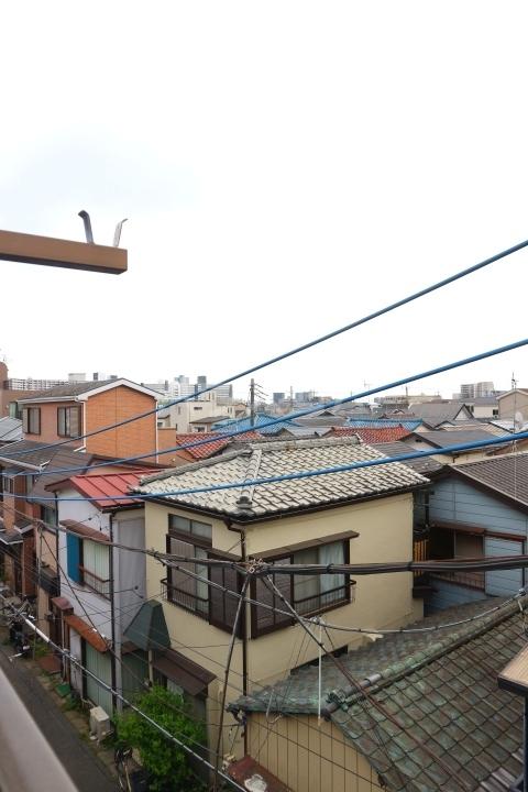 芝富士戸建の景色