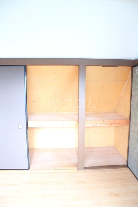 芝富士戸建の収納