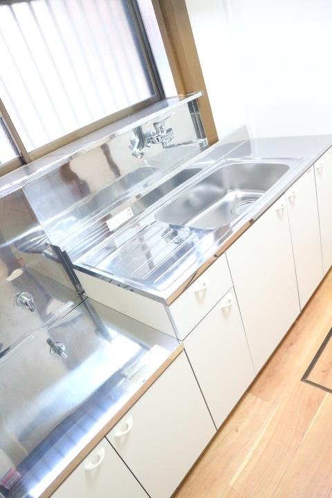 芝富士戸建のキッチン