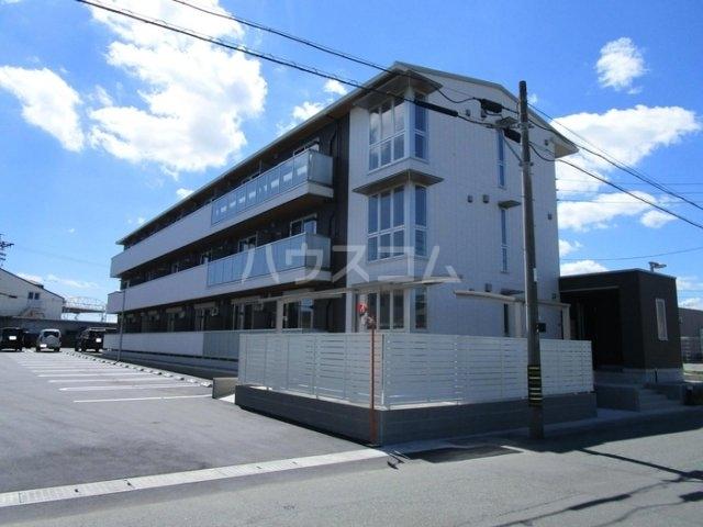 仮)D-room森田町 101号室の外観