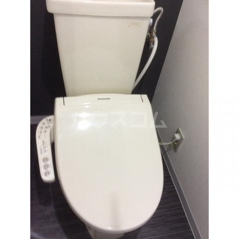 エスシャトルB 107号室のトイレ