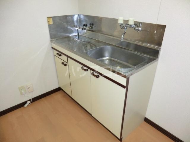 アーバンフラット 201号室のキッチン
