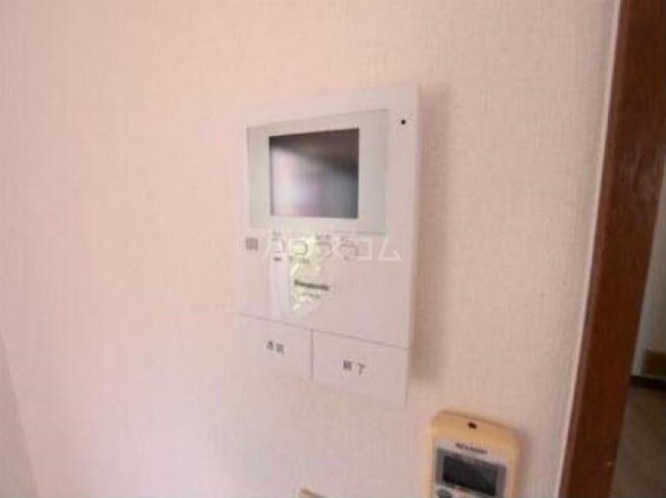 シャトーマルイシ 205号室のセキュリティ