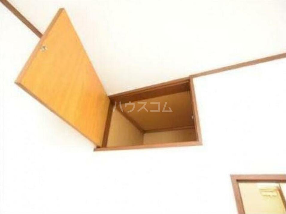 シャトーマルイシ 205号室の収納