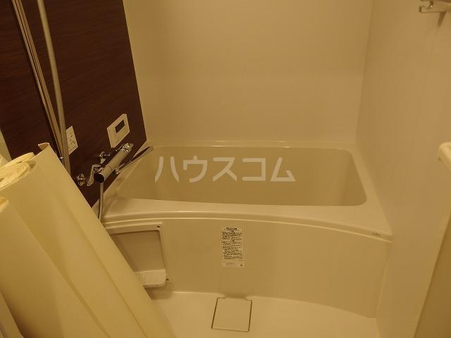 クリフビレッジF棟 202号室の風呂