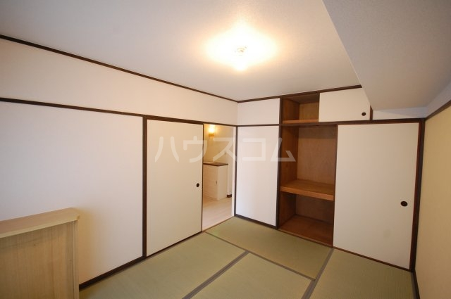 厚木リバーハイツ2号棟 234号室の収納