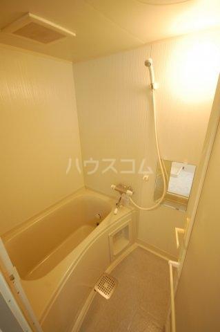 厚木リバーハイツ2号棟 234号室の風呂