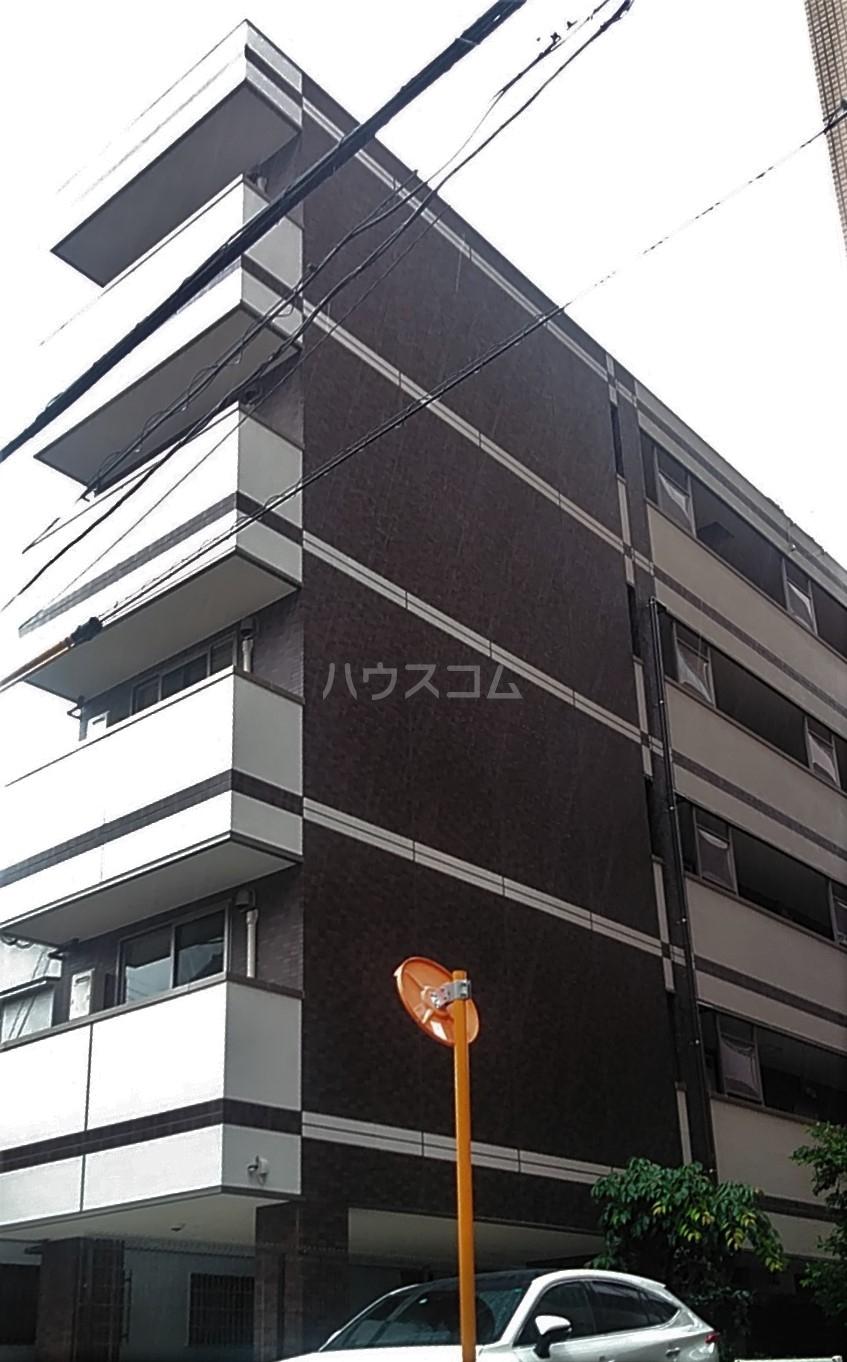 シンシア八番館外観写真