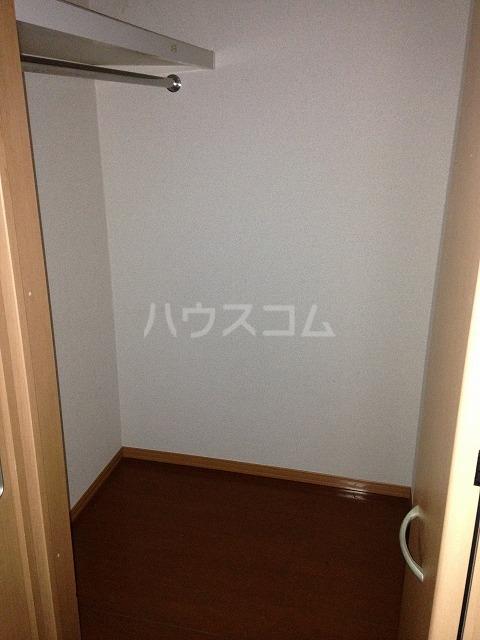 グレイス昭和 107号室の収納