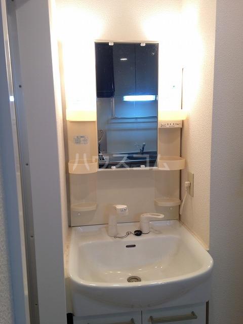 グレイス昭和 107号室の洗面所