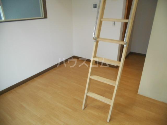 ブルーウィング 201号室の居室