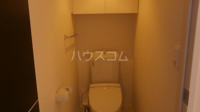 ラヴィラントさしまB 103号室のトイレ