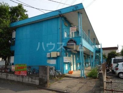 グリーンハイム花小金井 201号室の外観