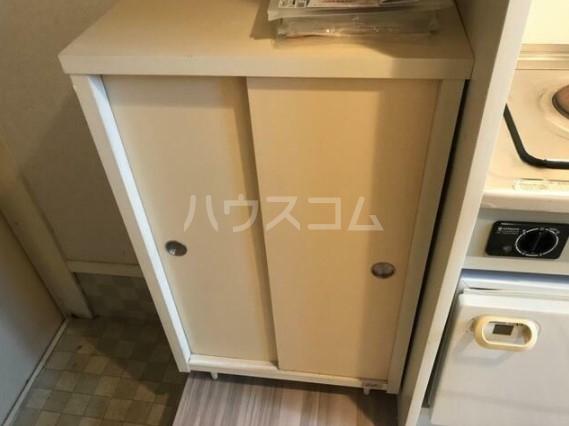 パレス上大岡Ⅲ 102号室のトイレ
