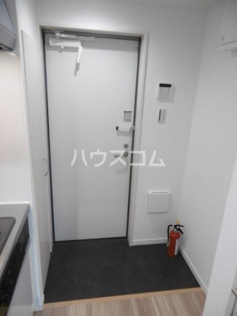 スリジエ 松戸 02030号室の玄関
