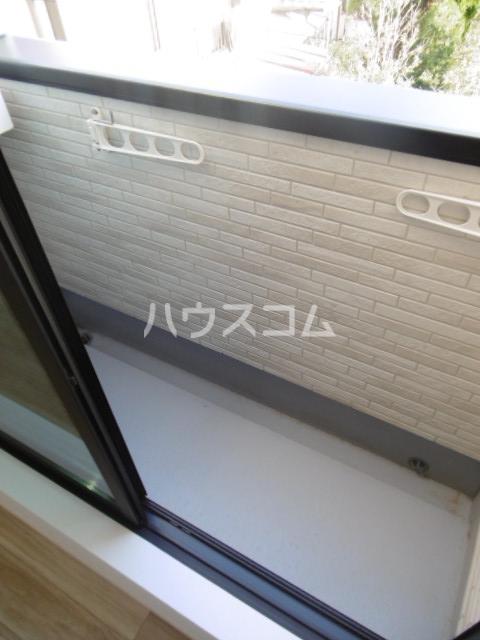 スリジエ 松戸 02030号室のバルコニー