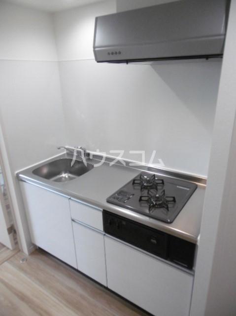 スリジエ 松戸 02030号室のキッチン