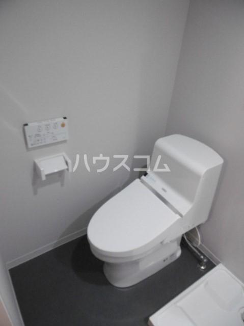スリジエ 松戸 02030号室のトイレ