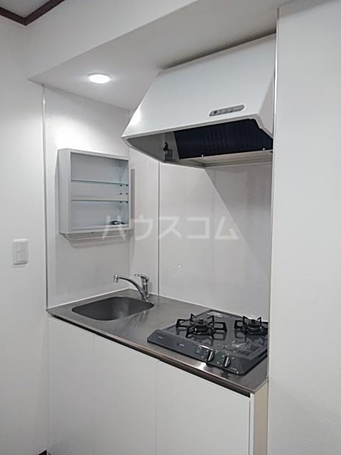 サンベルガーデン 206号室のキッチン