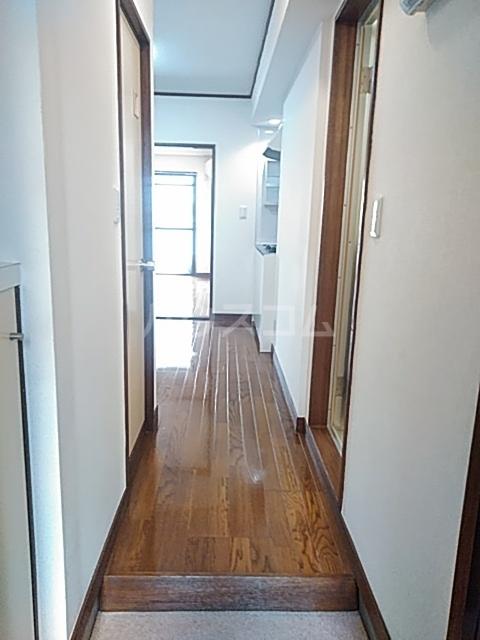 サンベルガーデン 206号室の玄関