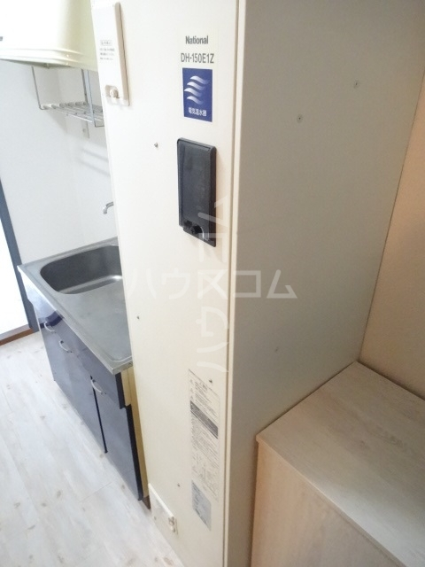 アーク箱崎 101号室の設備