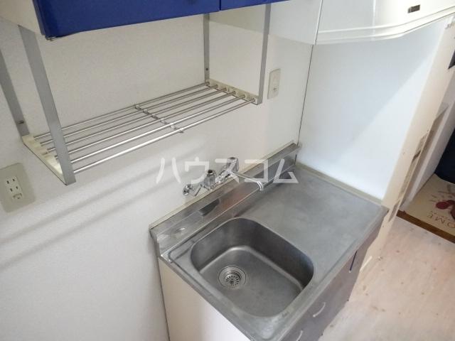 アーク箱崎 101号室のキッチン