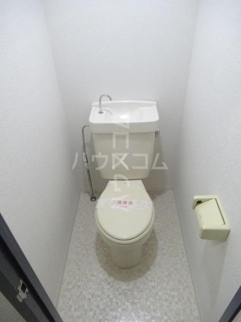 アーク箱崎 101号室のトイレ