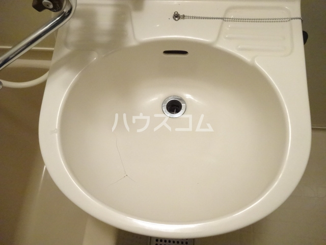アーク箱崎 101号室の洗面所
