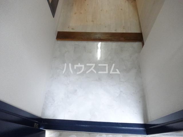 アーク箱崎 101号室の玄関