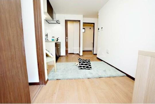ルミエリア横浜 301号室のベッドルーム