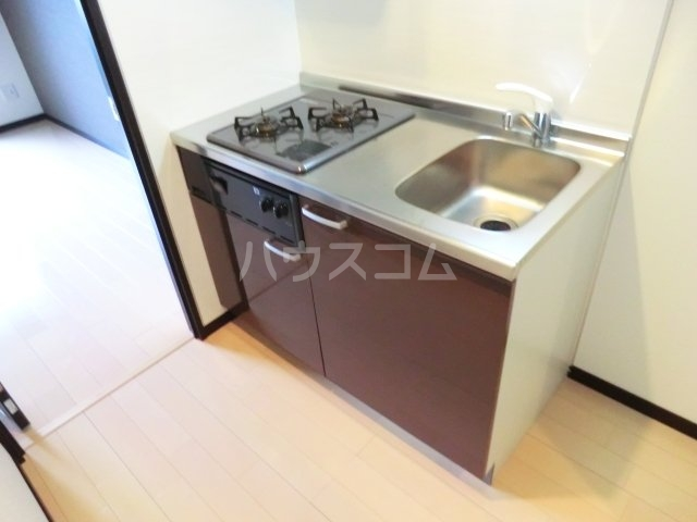Fragrance Wind(フレグランスウインド) 405号室のキッチン