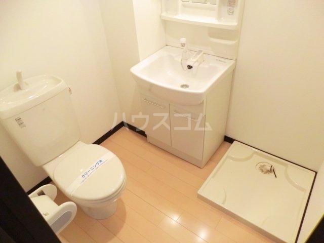 Fragrance Wind(フレグランスウインド) 405号室のトイレ