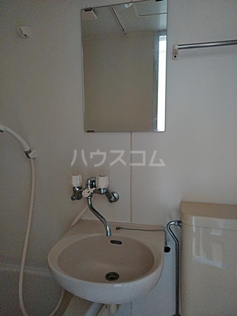 フェリース林間 106号室の洗面所