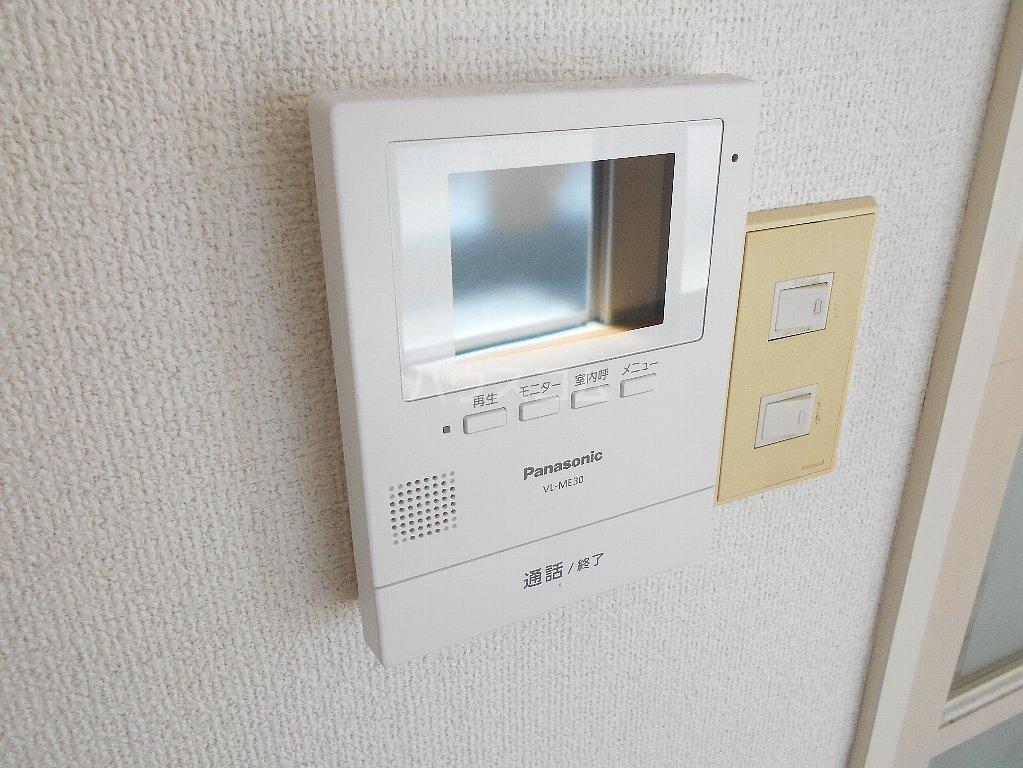 ヒルトップ菊名 303号室のセキュリティ