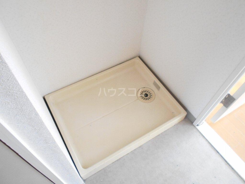 ヒルトップ菊名 303号室の設備