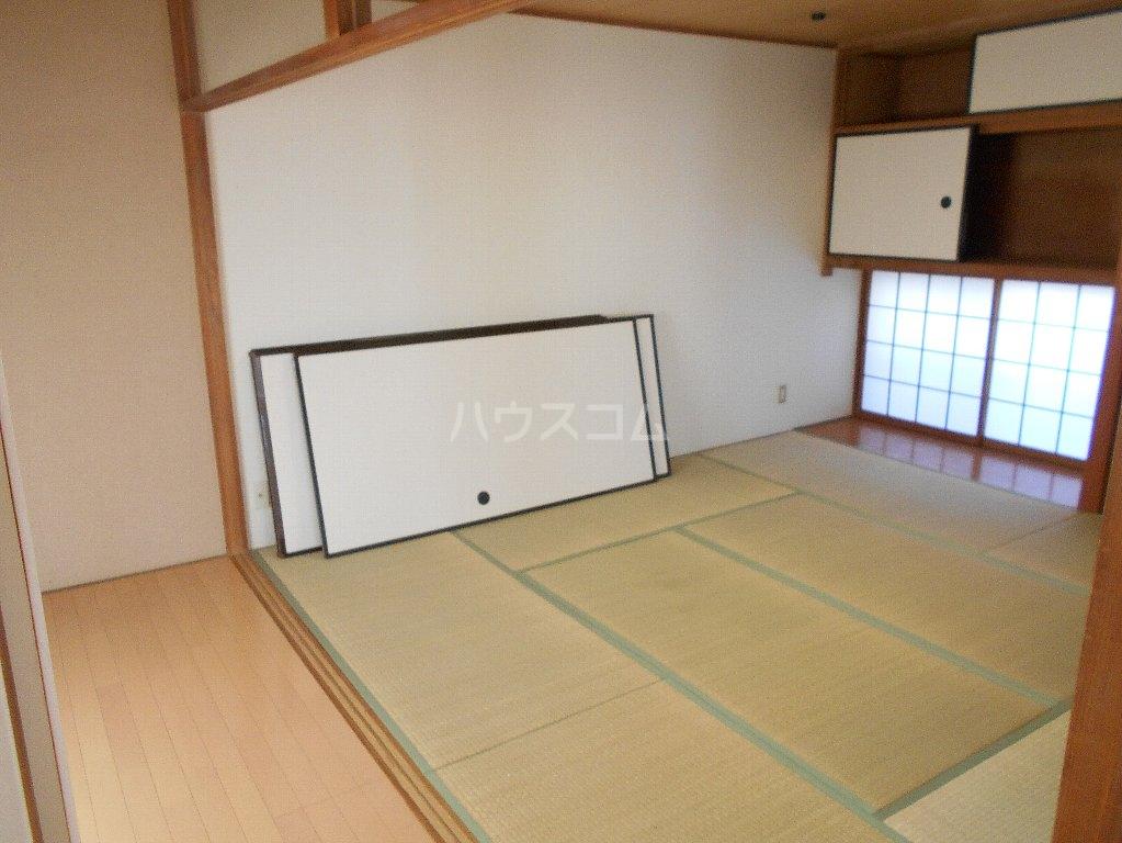 ヒルトップ菊名 303号室のベッドルーム