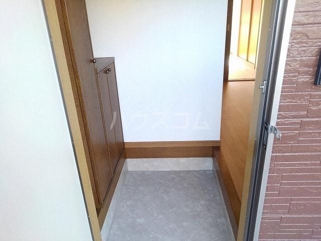 コートヤード 01010号室の玄関