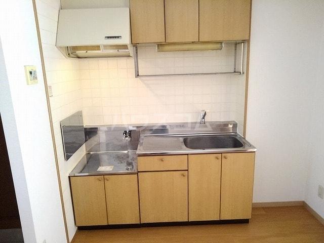 コートヤード 01010号室のキッチン