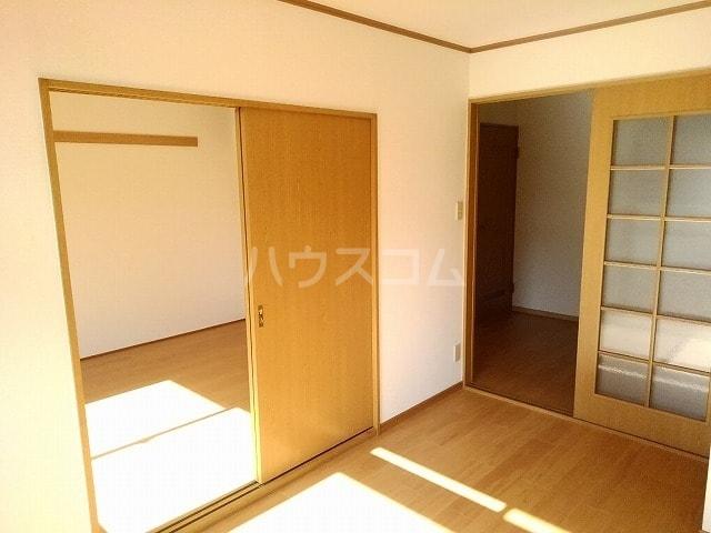 コートヤード 01010号室のベッドルーム